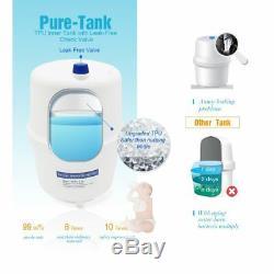 Purificateur À La Maison Ro De Système D'eau Potable Par Osmose Inverse De 5/11 Étapes Filter Kj