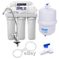 Purificateur Domestique Ro Pour Système D'eau Potable À Osmose Inverse En 5 Étapes 13 Filtres Totaux