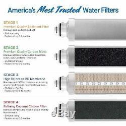 Purificateur Home Plus Pour Distributeur De Système De Filtration D'eau Potable Par Osmose Inverse