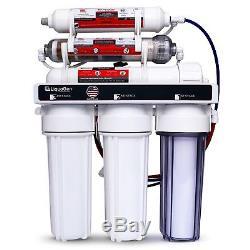 Remplacement Du Système D'eau Par Osmose Alcaline (antioxydant) À 6 Étages 50 Gpd