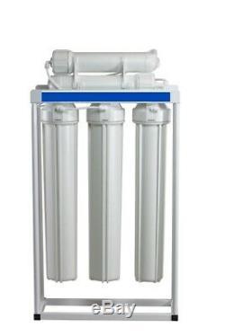 Ro Eau 400 Gpd Lumière Commerciale Ligne Pression Ro Avec 20 Pré-filtres