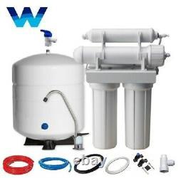 Ro Eau Potable Ro Osmose Filtre Systèmes D'eau Tfc-1812-1850 4 Etape
