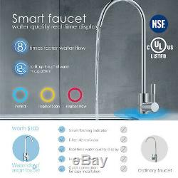 Ro Goutte D'eau Potable Par Osmose Inverse Système De Filtration D'eau, Certifié Nsf