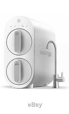 Sans Réservoir De Filtration D'eau Waterdrop G2 Ro Système D'osmose Inverse 400 Gpd Rapide Fl