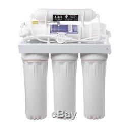 Système À Osmose Inverse À 5 Étapes Système D'épuration De L'eau Potable À Domicile Ro 13 Filtres Totaux