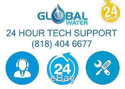 Système Clear Ro À Boire En 5 Étapes + Jeu De 4 Filtres Supplémentaire, Prise En Charge 24h / 24