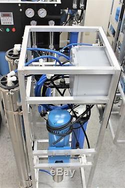 Système Commercial D'osmose Inversé 4000 Gpd Ro Industriel Fabriqué Aux Etats-unis
