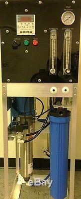 Système D'eau À Osmose Inverse Commercial Industrial 6000 Gpd