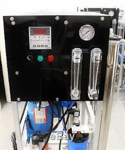 Système D'eau À Osmose Inverse Commercial-industrial 8000 Gpd