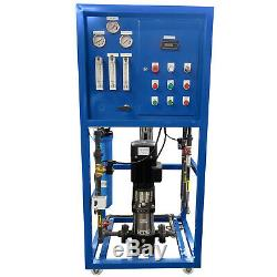 Système D'eau De Filtration D'osmose Inverse 8000 Gpd Industrielle Commerciale De Apex