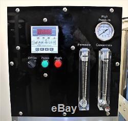 Système D'eau Par Osmose Commercial / Industriel 2000 Gpd Ro Fabriqué Aux Etats-unis
