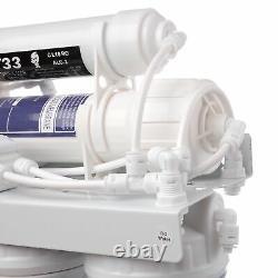 Système D'eau Potable Osmose Inverse En 5 Étapes Ro Home Purifier Complete System