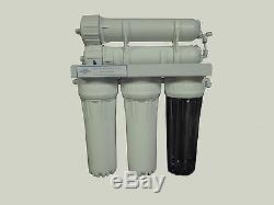 Système D'osmose Inverse 200pjp Nettoyage Des Fenêtres / Aquarium Discus Marine Ro
