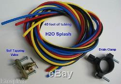 Système D'osmose Inverse 5 Etape Ro 100 / 150gpd Withtank Effacer Buvez De L'eau H2o Filtre
