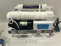 Système D'osmose Inverse 5 Étapes Grand 200gpd. (avec Pompe Booster)