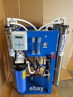 Système D'osmose Inverse Commerciale/industrielle Fabriqué Par Waterguy