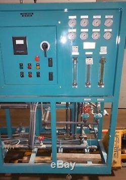 Système D'osmose Inverse De 14 400 Gpd Complet Avec Système De Prétraitement