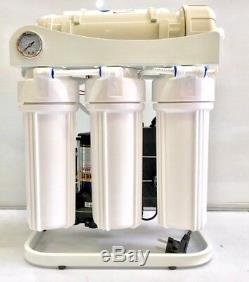 Système D'osmose Inverse De Filtration D'eau De 800 Gpd-direct Flow-ratio 11.5