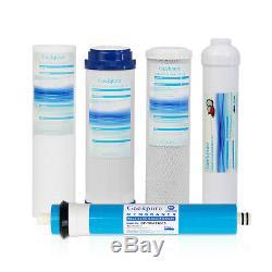 Système D'osmose Inverse De L'eau De Geekpure 6 Étapes Avec Le Filtre Alcalin 75gpd