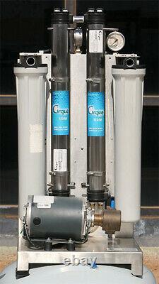 Système D'osmose Inverse Haute Pression Personnalisé Cirqua Wsg HP 800t Avec Réservoir