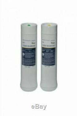 Système D'osmose Inverse Whirlpool, Filtration En 3 Étapes Ultraease (blanc)