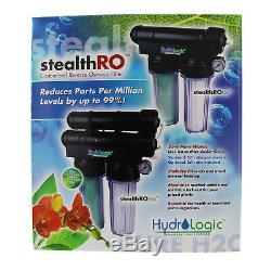 Système De Filtration À Osmose Inverse Hydrologic 31035 Stealth 100gpd