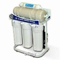 Système De Filtration D'eau À Osmose Inverse 800 Gpd À Point D'eau 11
