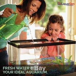 Système De Filtration D'eau À Osmose Inverse + Désionisation Liquagen À 5 Étages (75 Gpd)