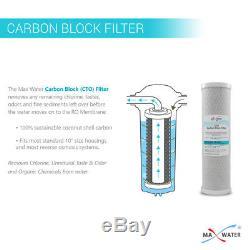 Système De Filtration D'eau À Osmose Inverse En 6 Étapes + Filtre Minéral De Reminéralisation Ph
