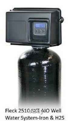 Système De Filtration D'eau De Puits Katalox Avec Système De Chambre D'oxygène Fleck 2510sxt Aio