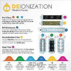 Système De Filtration D'eau Filtration Par Osmose Inverse Potage Maison DI Deionisation Exp
