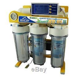 Système De Filtration D'eau Icecap Smart Rodi 4 Stade 100gpd Par Osmose Inverse