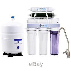 Système De Filtration D'eau Par Osmose Inverse À Double Usage 150 Gpd USA Made