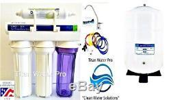 Système De Filtration D'eau Par Osmose Inverse Ro Pentair Gro 50 11 Salut Recovery