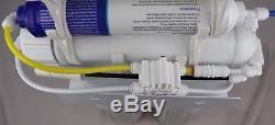 Système De Filtration D'eau Par Osmose Inverse Undersink 7 Stage High Alcaline (1-26-7)