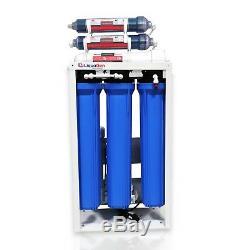 Système De Filtration D'eau Ro / DI Liquagen De Qualité Commerciale 800 Gpd 0