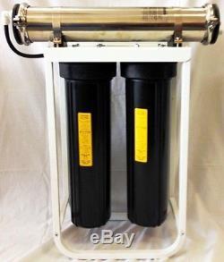 Système De Filtration De L'eau Par Osmose Hydroponique Premier Whole House® 1000 Gpd