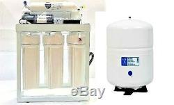 Système De Filtration De L'eau Par Osmose Inverse De Commerical De Pacific Light 200, Étage Gpd 5