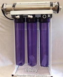 Système De Filtre À Eau Par Osmose Commercial Premier Light 600 Gpd Madeusa