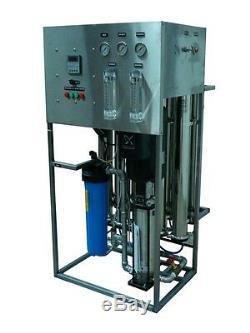 Système De Purification De L'eau Par Osmose Industrielle 16.000 Gpd