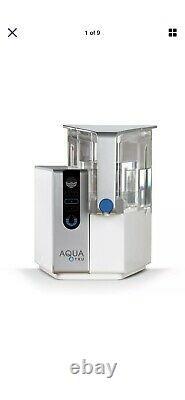 Système De Purification Du Filtre À Eau Aquatru Countertop Avec Osmose Ultra Inversée