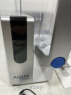 Système De Purification Du Filtre À Eau De Comptoir Aquatru Avec Osmose Inverse Ultra