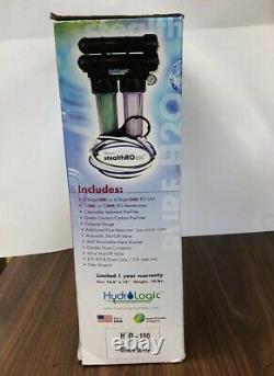 Système Hydrologique De Filtration Par Osmose Inverse Stealthro
