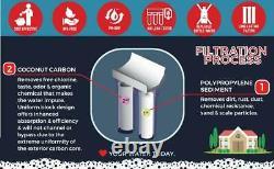Système Hydroponique De Filtre À Eau 300 Gpd Reverse Osmosis Water Filtration Ro Plant