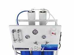 Système Hydroponique De Filtre D'eau De Filtration Commerciale De Osmose Inverse 2000 Gpd Ro