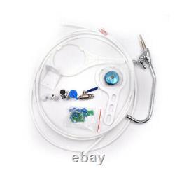 Systèmes D'eau 50 Gpd 5 Étapes Certifié Ultra Sûr Filtre À Eau Osmose Inverse