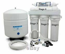 Systèmes D'eau 5 Étape D'osmose Inverse De Filtre De Rechange Bundle 50 Gpd Unique