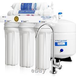 Systèmes D'eau De L'apec Ro-90 Ultimate Series Top Tier Supreme Certified High Output