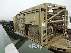 Systèmes D'osmose Inverse À L'eau De Mer 600 Gph Ou 2271 Litres Par Heure Diesel Power