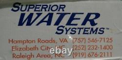 Technologie De L'eau Pure 3i-r Système D'osmose Inverse De Purification D'eau / Filtration